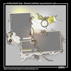 ArtPlay Palette Tinge Elements