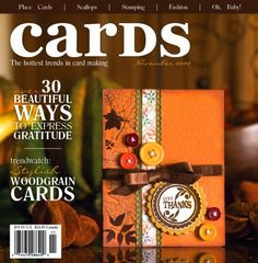 CARDS Magazine Nov 2009 | Northridge Publishing