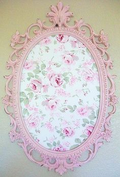Cindy Martinez saved to shabby Shabby Chic.Great idea to use an old mirror or frame.repaint it and add fabric to make a memo board! 29 Creative Shabby Chic Furniture Plans To Consider For Your Cottage Shabby Chic Sofa, Rose Shabby Chic, Style Shabby Chic, Shabby Chic Vintage, Shabby Chic Crafts, Shabby Chic Bedrooms, Shabby Chic Furniture, Shabby Chic Decor, Painted Furniture