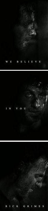 The Walking Dead season 4 rick
