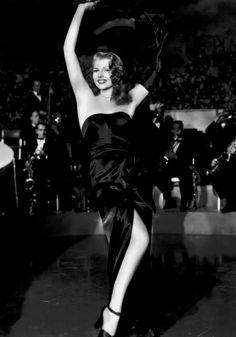 Rita Hayworth from 'Gilda' 1946