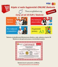 HACCP Consulting online shop