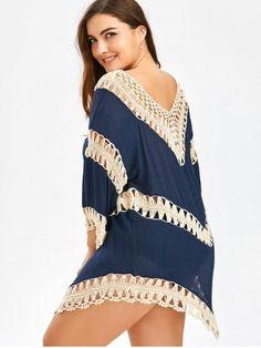 Women's Clothing Loyal 2019 Summer New Womens Lace Tassel Crochet Bikini Sets Cover-ups Beach Top Kaftan Caidigan Sunshade Beach Protection Blouse