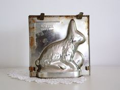 V I N T A G E  Original Kaiser Baking Mold Rabbit by mablum, $29.00