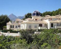 #Apartamentos Altea Natura en Altea, Costa Blanca. 4 personas, 2 dormitorios. #vacaciones #verano