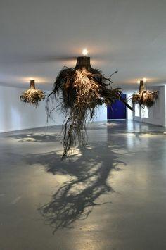 installation by giuseppe licari