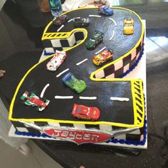Tier Cars Theme Birthday Cake For  Year OldJPG Birthday Stuff - Birthday cake cars 2