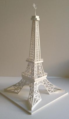 Megan Brain: European Buildings built out of paper: Eiffel Tower Big Ben Clock, Picsart, Paper Architecture, Sculpture Art, Paper Sculptures, Parchment Craft, Paper Artwork, Unusual Art, Paper Cutting
