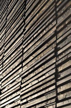 MJC (Casa de la cultura y conocimiento) - La Châtre, France / 2012 / 2NE Architecture