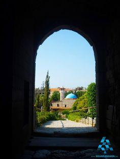 #Byblos from the citadelle #جبيل من داخل القلعة Photo by Manuela D'ascenzo #WeAreLebanon #Lebanon