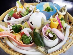 日本料理 成田家 Fresh Rolls, Ethnic Recipes, Food, Essen, Meals, Yemek, Eten