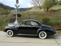 1941 Buick Super Business Coupe