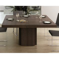 Found it at AllModern - Dusk Dining Table
