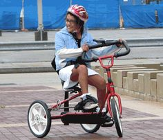 This program provides wheelchairs and other enabling equipment for children with #specialneeds.