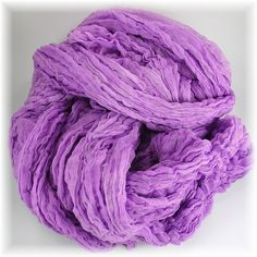 Dyed Cotton Gauze Cheesecloth no 50 weight 36W 1 yd Med Purple