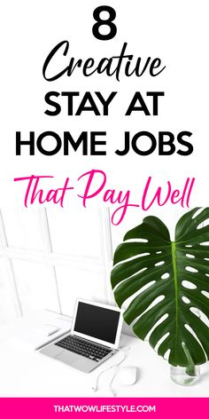 8 Creative Home Based Business Ideas To Make Money Online Home Based Jobs, Work From Home Companies, Work From Home Jobs, Earn Money From Home, Earn Money Online, Make Money Blogging, Make Side Money, Best Online Jobs, Making Extra Cash