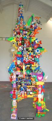 Toy Tower