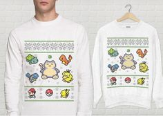 Pop Corner: Ugly Sweater Pokemon - Sudadera - Kichink