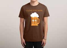 """Brewmance"" by Threadless artist David Olenick"