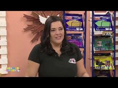 Ateliê na TV - 12.03.20 - Aline domingues - Camila Hermont - YouTube Camila, Youtube, Paper Craft Supplies, How To Make Crafts, Yule Log, Youtubers