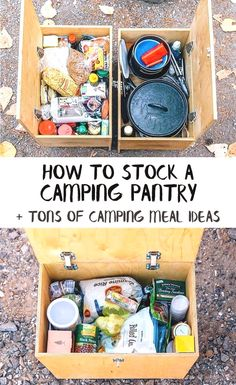 Camping hacks. When it comes to camping outside, just like everything else, there's always some great tips and camping hacks which makes the getaway a little easier, if not also down right more fun.