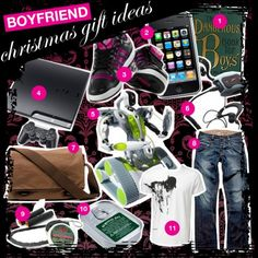Cool The Special Christmas Gift Ideas For Boyfriend