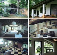 ジェフリー・バワの建築:ルヌガンガ-1(ベントタ、スリランカ) 旅行の時間 石井大五+フューチャースケープ建築設計事務所