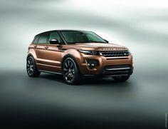 2014 Land Rover Range Rover Evoque – Галерея