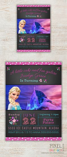 ★ PHOTO SAMPLES are in THUMBNAIL ORDER below the larger photo ★ 99% OF ALL QUESTIONS ARE ANSWERED BELOW. PLEASE READ INFORMATION BELOW BEFORE EMAILING WITH QUESTIONS OR CHECKING OUT. ▬▬▬▬▬▬▬▬▬▬▬▬▬▬▬▬▬▬▬▬▬▬▬▬▬▬▬▬▬▬▬▬▬ ► To see more FROZEN INVITATIONS and printable PARTY SUPPLIES, click here: https://www.etsy.com/shop/PixelPerfectShoppe?section_id=14781680&ref=shopsection_leftnav_3&ga_search_query=frozen%2Bthank%2Byou3  ► For matching FROZEN THANK YOU ...