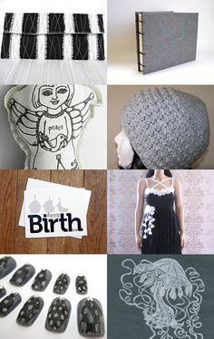 --Pinned with TreasuryPin.com Birth, Black And White, Grey, Gray, Black N White, Black White, Being A Mom