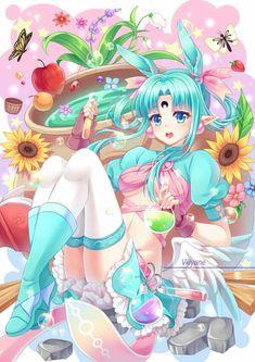 CM : Miaow 2 by Villyane on DeviantArt Anime Fantasy, Manga, Disney Characters, Fictional Characters, Cinderella, Deviantart, Disney Princess, Pixiv, Anime Girls