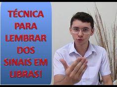 Curso de Libras Iniciantes - Alfabeto Manual e Números  - Aula 1 - Prof. Luiz Albérico Falcão - YouTube