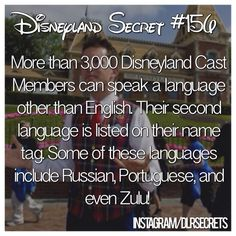 did you know?  | follow me on @disneysounds ✨ #dlrsecrets have a magical day!