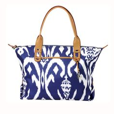 """Honeymoon Essentials: """"How Does She Do It?"""" Tote from Stella and Dot"""