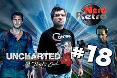 UNCHARTED 4 - Capítulo 18: Os Irmãos Drake - Gameplay em Português PT-BR...