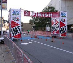 Des Moines Marathon!