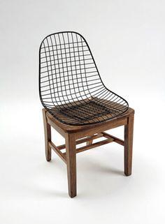 // William S Stone chair sculpture