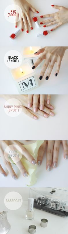 Spring glow on your nails. For the upcoming spring, Several nail art ideas for getting lovely nails are ready here for you. Check it now on Wishtrend Glam.