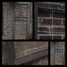 Window and string trellis