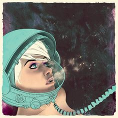 """Space""""Girl"""""""