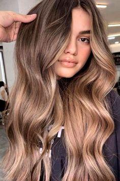 Blonde Hair Looks, Brown Blonde Hair, Hair Color For Black Hair, Summer Hair Color For Brunettes, Hair Color Ideas For Brunettes Balayage, Caramel Blonde Hair, Ash Brown Hair Color, Honey Coloured Hair, Brownish Blonde Hair Color