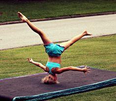 Gymnastics, Anna Leigh