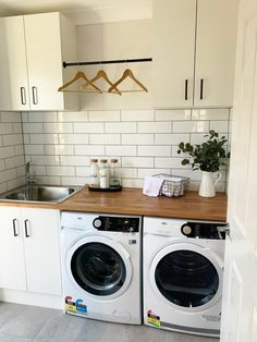 Modern Laundry Rooms, Laundry Room Layouts, Laundry Room Remodel, Laundry Room Organization, Laundry Sorter, Laundry Decor, Laundry Room Design, Laundry In Bathroom, Laundry In Kitchen