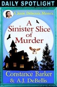 http://theereadercafe.com/ #kindle #ebooks #books #mystery #CozyMystery #Cozy #thriller #ConstanceBarker #AJDeBellis