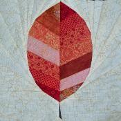 Leaf Paper Pieced Pattern - via @Craftsy
