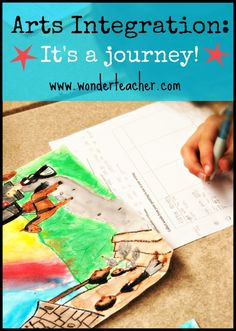 """Arts Integration: It's a Journey - Is there a """"right way"""" to integrate the arts?"""