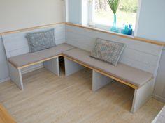 Genial Sitzbank / Eckbank Aus Holz, Gastronomie Einrichtung