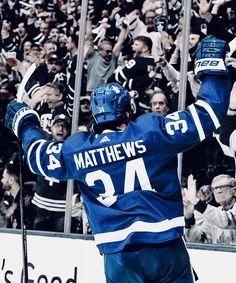 Team Usa Hockey, Maple Leafs Hockey, Matthew 3, I Am Canadian, Toronto Maple Leafs, How Big Is Baby, Sports Teams, Hockey Players, Baby Daddy