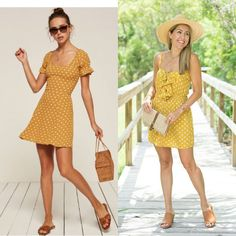 J's Everyday Fashion provides outfit ideas, budget fashion, shopping on a budget, personal style inspiration, and tips on what to wear. Js Everyday Fashion, Budget Fashion, New Outfits, What To Wear, Personal Style, Fashion Dresses, Polka Dots, Short Sleeve Dresses, Style Inspiration