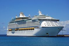 Royal Caribbean Adventure of the Seas Cruise Ship. We went on this in July 2009